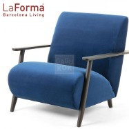 마딴소파 (1인 블루) designed by LaForma Spain